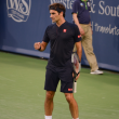 ATP Cincinnati: Roger Federer advances to final after David Goffin retires