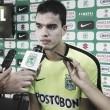 """Felipe Aguilar:""""Nacional es un solo equipo, independiente de los jugadores que jueguen"""""""