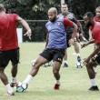 Michel Bastos e Fellipe Bastos devem voltar a ser relacionados no Sport