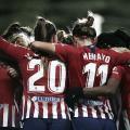 El equipo Femenino unido. /Foto: Club Atlético de Madrid Femenino<div><br></div>