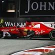 Ferrari - Salvati i motori di Singapore