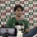 """Matheus Ferraz fala sobre desfalques do Fluminense no Chile: """"Vontade vai atravessar"""""""