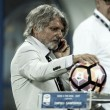 "Sampdoria, Ferrero: ""Schick? Sta benissimo e quasi quasi me lo tengo io..."""
