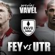 Feyenoord - Utrecht: en busca del honor