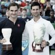 """Roger Federer: """"No me veo favorito al US Open, ahora mismo Nadal y Djokovic lo son más"""""""