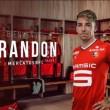 Brandon Thomas Llamas au Stade Rennais, c'est fait !
