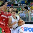 FIBA World Cup: Slovenia Dominates Mexico En Route To 89-68 Victory
