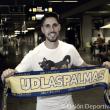 Fidel Chaves ficha por la UD Las Palmas