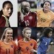 Sem jogadoras brasileiras, Fifa anuncia candidatas a melhor do mundo da última temporada