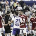 Figueroa Vázquez expulsó a Borja Iglesias la temporada pasada frente al Nástic. FOTO: (LaLiga)