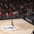 Legabasket: Leunen&Filloy inventano il canestro dell'anno, Milano ko