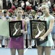 Schmiedlova conquistó el primer título de su carrera