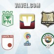 Definidos los ocho clasificados a los 'play-offs' de la Liga Águila