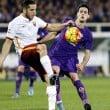 Fiorentina, Paulo Sousa attende la Roma