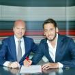 Hakan Calhanoglu leaves Bayer Leverkusen for AC Milan
