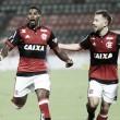 Rodinei marca golaço e Flamengo busca empate contra Avaí na Ilha do Urubu
