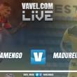 Jogo Flamengo x Madureira ao vivo AGORA (1-0)