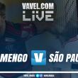 Jogo Flamengo x São Paulo AO VIVO online pelo Campeonato Brasileiro 2018