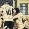 El conjunto canario hizo valer sus credenciales futbolísticas