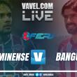 Jogo Bangu x Fluminense AO VIVO online no Campeonato Carioca 2019 (0-0)