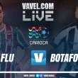 Jogo Fluminense x Botafogo AO VIVO online no Campeonato Carioca 2018 (0-0)