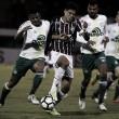 Buscando distanciar do Z-4, Chapecoense e Fluminense se enfrentam na Arena Condá