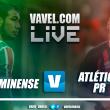 Jogo Fluminense x Atlético-PR AO VIVO online no Campeonato Brasileiro 2018 (0-0)