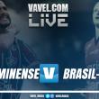 Jogo Fluminense x Brasil-RS ao vivo hoje na Primeira Liga 2017 (0-0)
