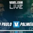 Resultado e Gols São Paulo 2x0 Palmeiras pelo Campeonato Brasileiro 2017