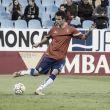 Erik Morán, el mejor frente al CD Tenerife según la afición