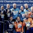 Kazan 2015, nuoto di fondo: altra beffa per l'Italia nella 5 km a squadre