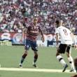 Com um a menos, Atlético-GO vence Fortaleza fora de casa e cola no G-4