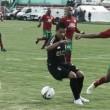 Final del partido: Fortaleza 0 - Cortuluá 1, Liga Águila.
