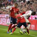 Bundesliga- Clamoroso all'Allianz Arena, una tripletta di Lukebakio ferma il Bayern e regala il pareggio al Fortuna (3-3)