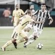 En un partido lleno de goles, Juventus venció en el final al PSG