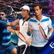 Grupo B individual: todos contra Federer