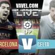 En vivo: Barcelona vs Celta de Vigo 2016 en Primera División online (0-0)
