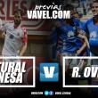 Previa Cultural Leonesa - Real Oviedo: Última llamada para el tren del ascenso