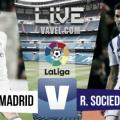 RESUMEN Real Sociedad 3-1 Real Madrid
