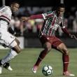São Paulo empata com Fluminense e completa cinco jogos sem vencer no Brasileirão