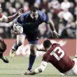 Deuxième bonus offensif pour les Bleus, face à une équipe très joueuse