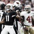 Los Cardinals siguen invictos y se llevan el duelo divisional contra unos 49ers muy agresivos