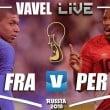 France vs Peru Live Stream Score Commentary in World Cup 2018