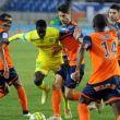 Les buts de Montpellier - Nantes