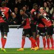 Trois joueurs guingampais dans l'équipe-type de la 16ème journée de Ligue 1