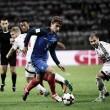 Francia abre la clasificación con un empate sin goles