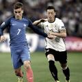 Francia venció a Uruguay 1-0, pese a la lesión de Mbappé