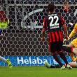 Frankfurt 4-4 Hertha Berlin: Flurry of goals at Commerzbank arena