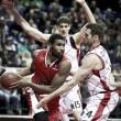 El Lokomotiv corta la racha de victorias del Fuenlabrada en casa