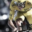The novelty of winning the Tour de France hasn't worn off yet, insists Chris Froome